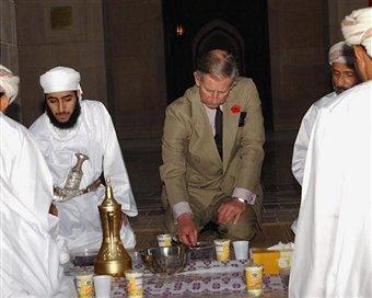 All eyes on Prince Charles Mohamed Mahjoub