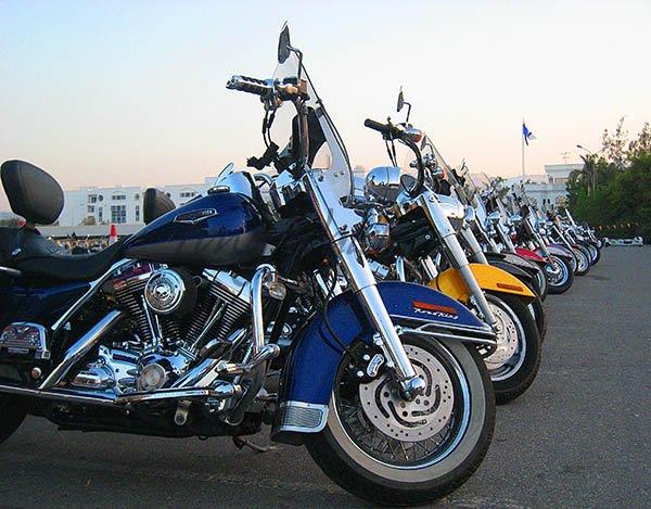 Harley-Davidson in Muscat