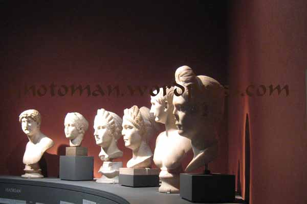 Hadrian at the British Museum