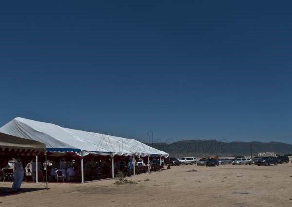 Oman Wedding Tent in Salalah