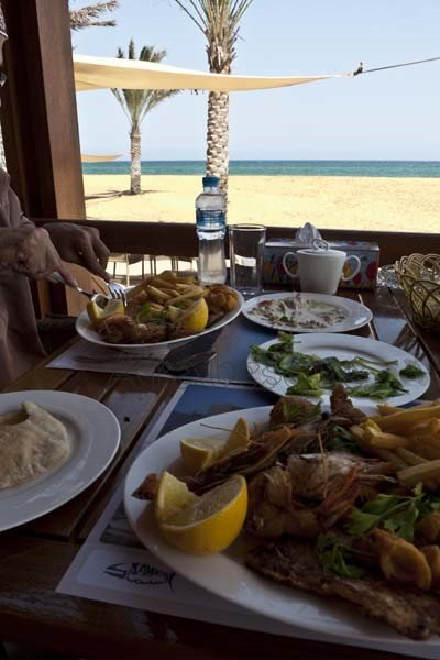As Sammak Restaurant Oman
