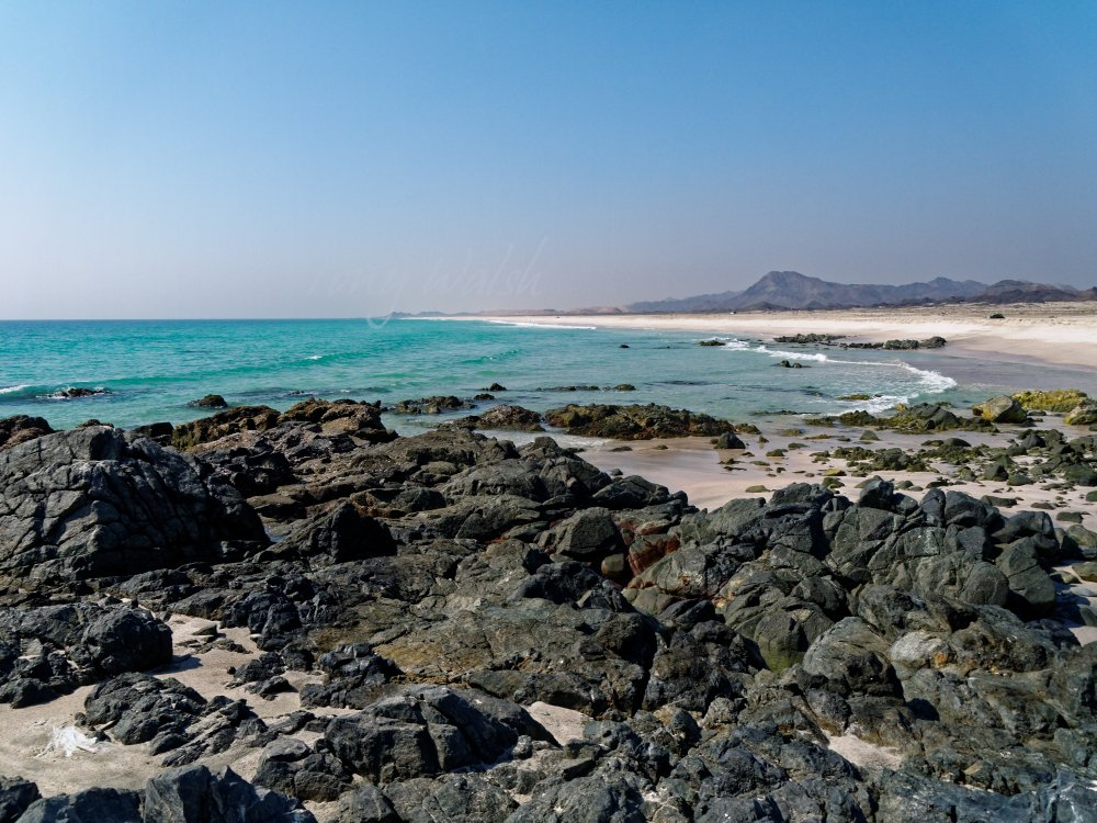 White Beach Masirah