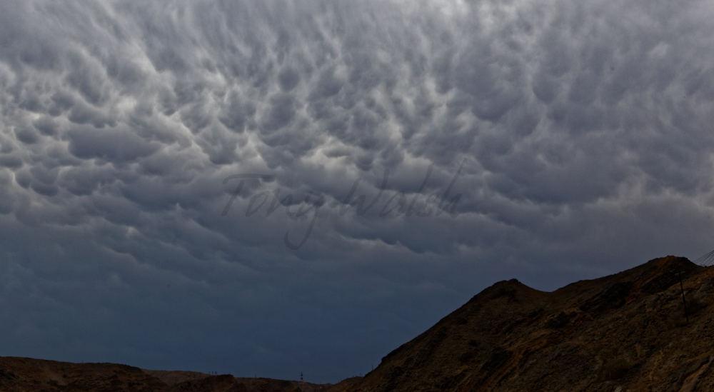 mini Mammato Cumulus over Muscat