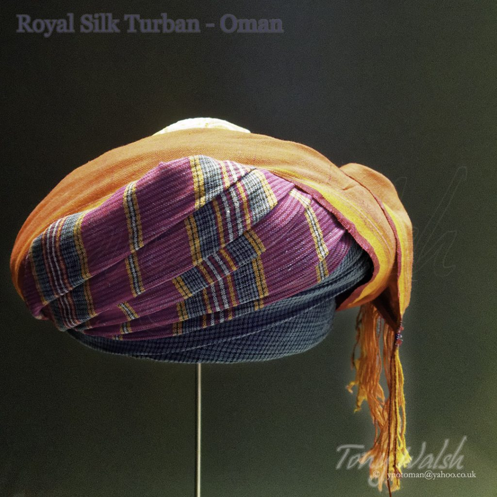Royal Turban Oman