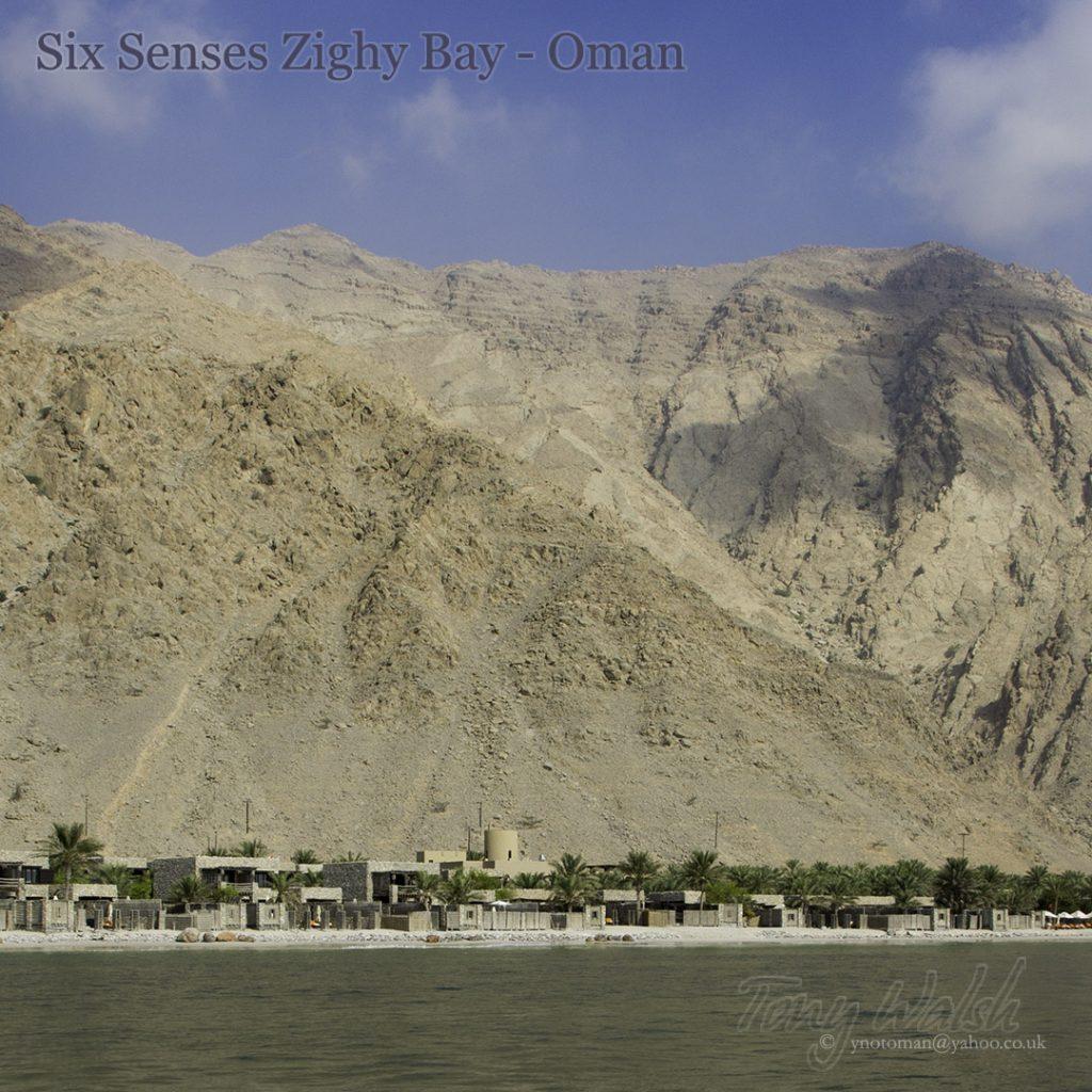 Six Senses Zighy Bay - Oman