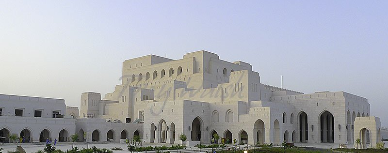 Royal Opera House Muscat pre opening
