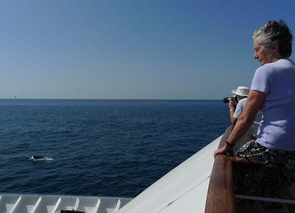 Island Sky at Sea