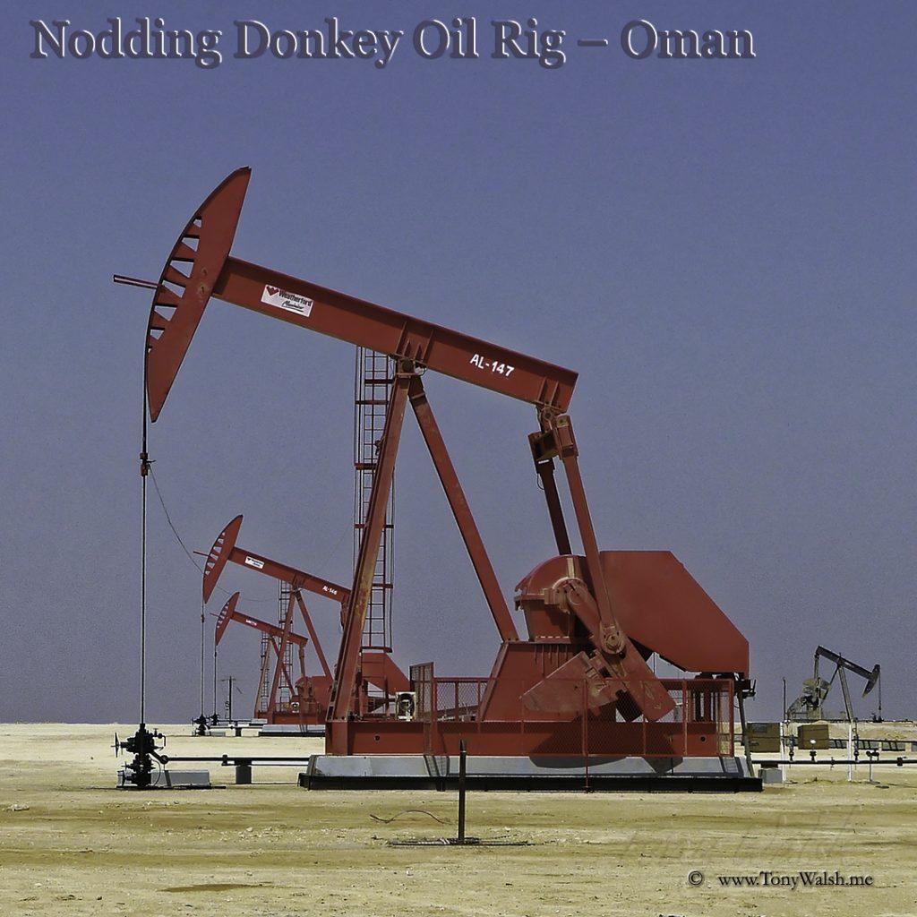 Nodding Donkey Oil