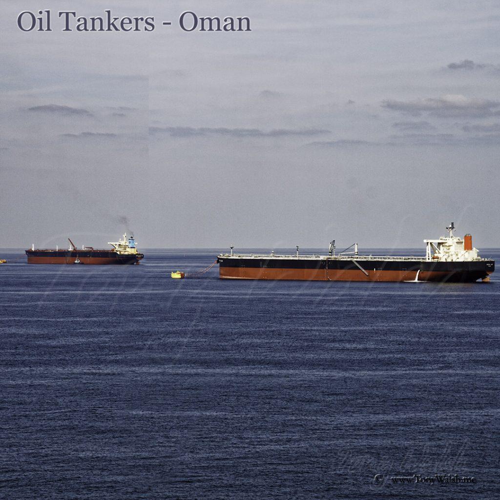 Oil Tankers Oman