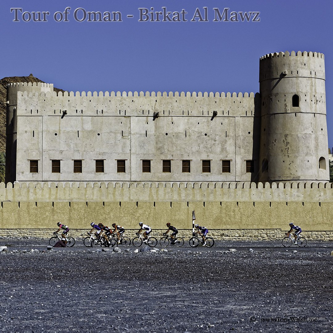 Tour of Oman - Birkat Al Mawz