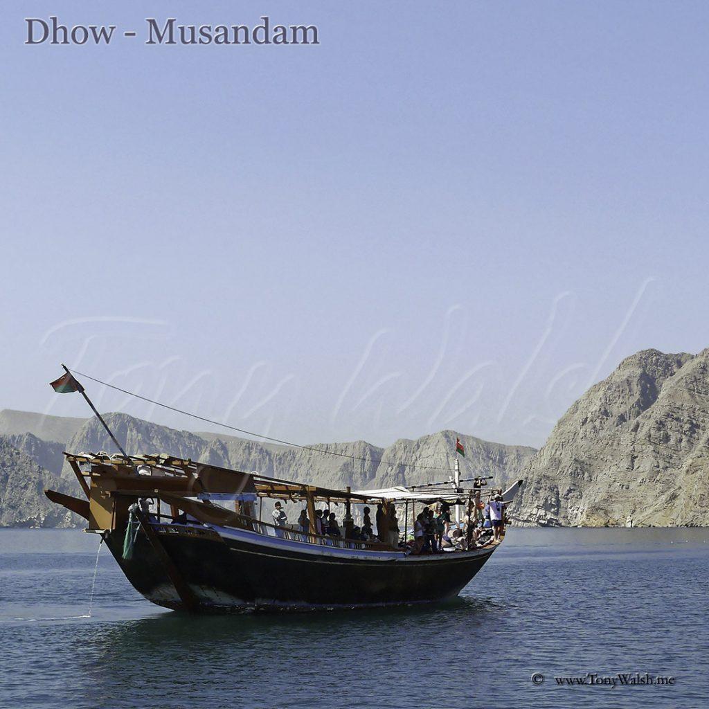 Dhow - Musandam